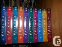 Selling alot of tv shows some are complete series and