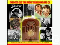 Huge Old Time Radio Collection on cassette (125