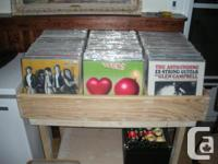 1000+ records to sell at $2-3each.All