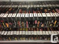 We recently bought some large collections so we have a