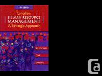 Human Resource Management books   Canadian Human