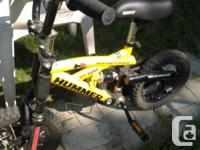 Hummer bike. In superb condition. Good bike to learn