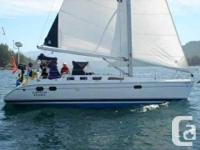 Seeker 386 2003. Skillfully preserved, in excellent