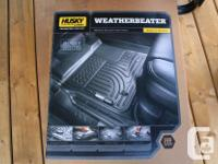 - Husky Liners, Weatherbeater, front and 2nd seat floor