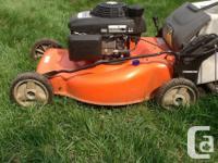 Pro- series heavy duty 22inch self-propelled lawnmower