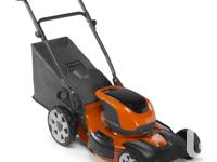 Great selection of new Husqvarna, Toro & Stihl