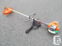 Powerful Husvana weed whacker that comes complete with