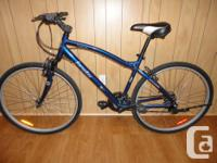 Selling an adult size 21 speed hybrid commuter with