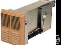 We have 16000 BTU forced air Hydroflame propane