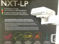 New NXT-LP 1000watt DE HPS fixture and bulb combo's,