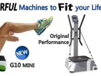 Whole Body Vibration Training is newest revolutionary