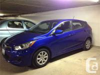Make Hyundai Model Accent Colour Blue Trans Automatic