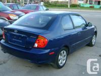 Make Hyundai Model Accent Year 2006 Colour blue kms