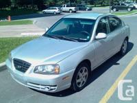 Hyundai elantra 2006 with only 134000 km / Automatic /4
