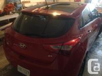 Make Hyundai Model Elantra Year 2013 Colour Red Trans