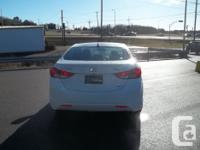 Make Hyundai Version Elantra Year 2011 Colour WHITE