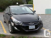 Make. Hyundai. Version. Elantra. Year. 2011. Colour.