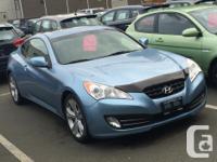 Make. Hyundai. Model. Genesis Coupe. Year. 2010.