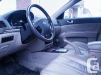 Make Hyundai Model Sonata Year 2007 Colour white kms