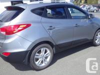 Make Hyundai Model Tucson Year 2013 Colour GREY kms