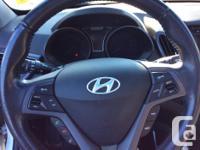 Make Hyundai Model Veloster Year 2013 Colour White kms
