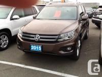 Make Volkswagen Model Tiguan Colour brown kms 53655