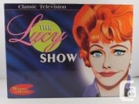 A collection set of I Love Lucy Shows 10 tapes never