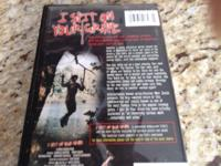 I Spit on Your Grave rare VHS horror/revenge video,