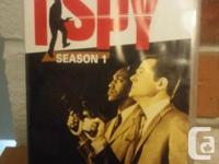 I SPY, season 1, program content; 1965-1966, 23 hours,