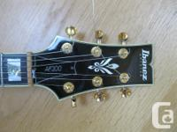 This is a high quality hollow body guitar, suitable for