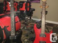 Guitar combo: Selling my Joe Satriani signature JS100