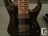 Selling my 8 string. Prestige line so just a stunning