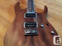 I have an Ibanez RG321 available. The pickups have been