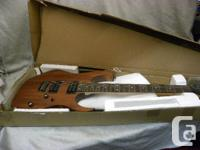 Price including GST & PST Tax : 375 Ibanez RG421-MOL