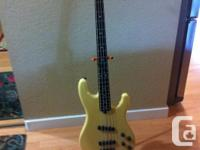 Mid-80's Ibanez ROADSTAR II Bass for sale, good for sale  British Columbia