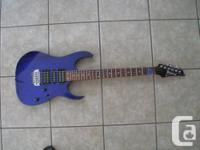 Ibanez GR170R 6 string Electric Guitar:. - 2 humbucker