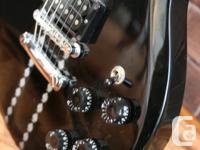 IBENEZ ELECTRIC GUITAR- EXCELLENT CONDITION Double