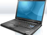IBM/LENOVO THINKPAD LAPTOP WITH RARE AND EXPENSIVE 14.4