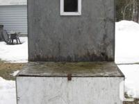 was $300. NOW only $175.great little ice fishing hut