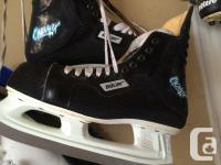 Bauer Charger. Like new (previously owned 2 times).
