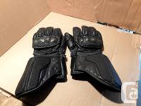 ICON Gloves in Nice shape with minimal use, size 9