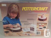 Includes shaping tools, sponge, instructions in English