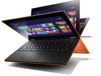 "Lenovo Ideapad 13"" Laptop/Touch Display Tablet"
