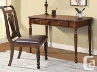 "- $429 - 2 Functional Storage Drawers - Desk (48""L 23""W"
