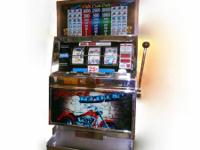IGT Electro-Mechanical Machine 25 Cent With Casino