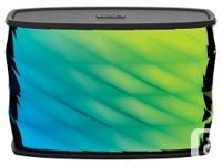 iHome Colour-Changing Bluetooth Wireless Speaker can