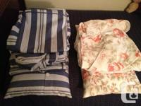 FOR SALE: IKEA chair covers for the EKTROP arm chair.