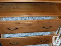 Ikea changing table, pine, item is no longer available
