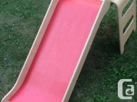 Fantastic condition IKEA Virre Slide - initially