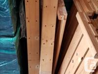 LARGE IKEA SHELVING SYSTEM - Great for Garage, Cellars
